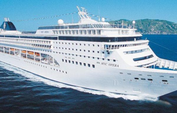 """חווית השיט על האנייה """"אופרה"""" מחיפה לוונציה"""